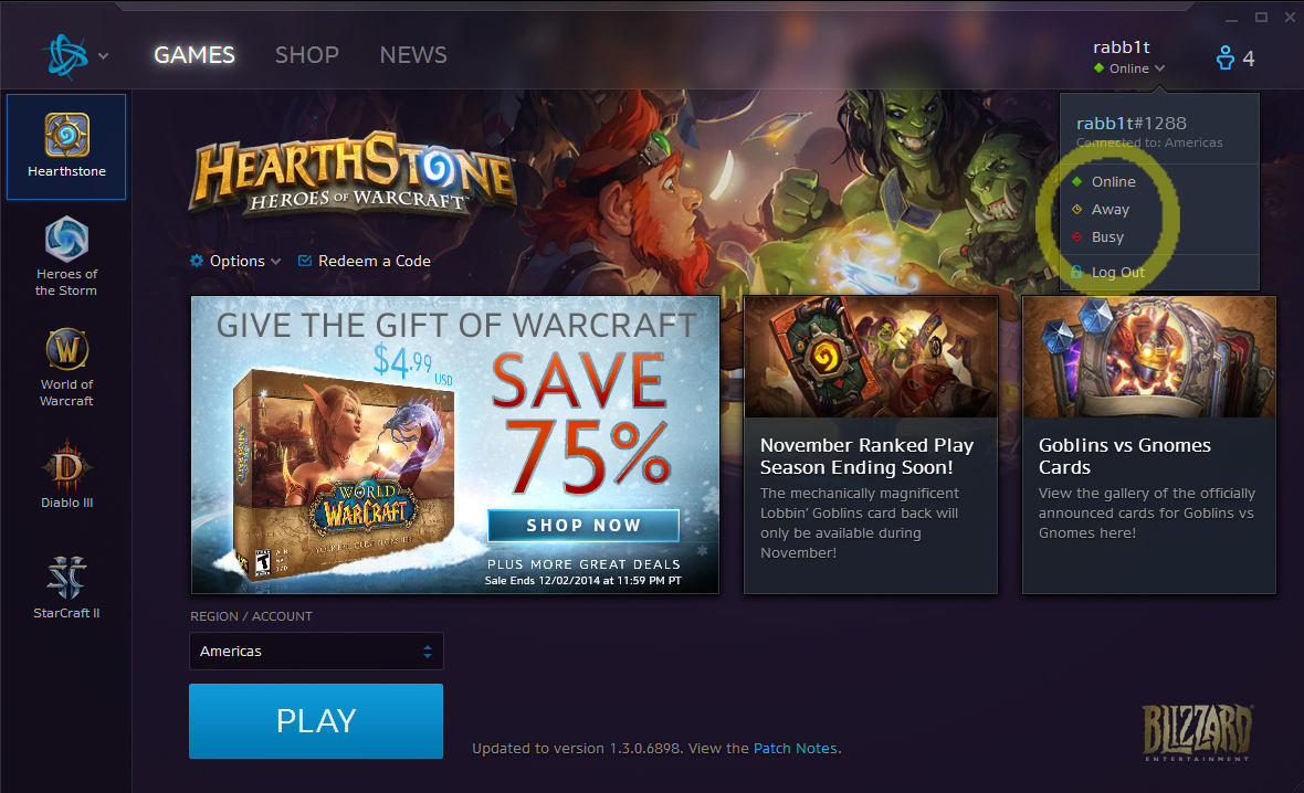 heroes of the storm downloading game data